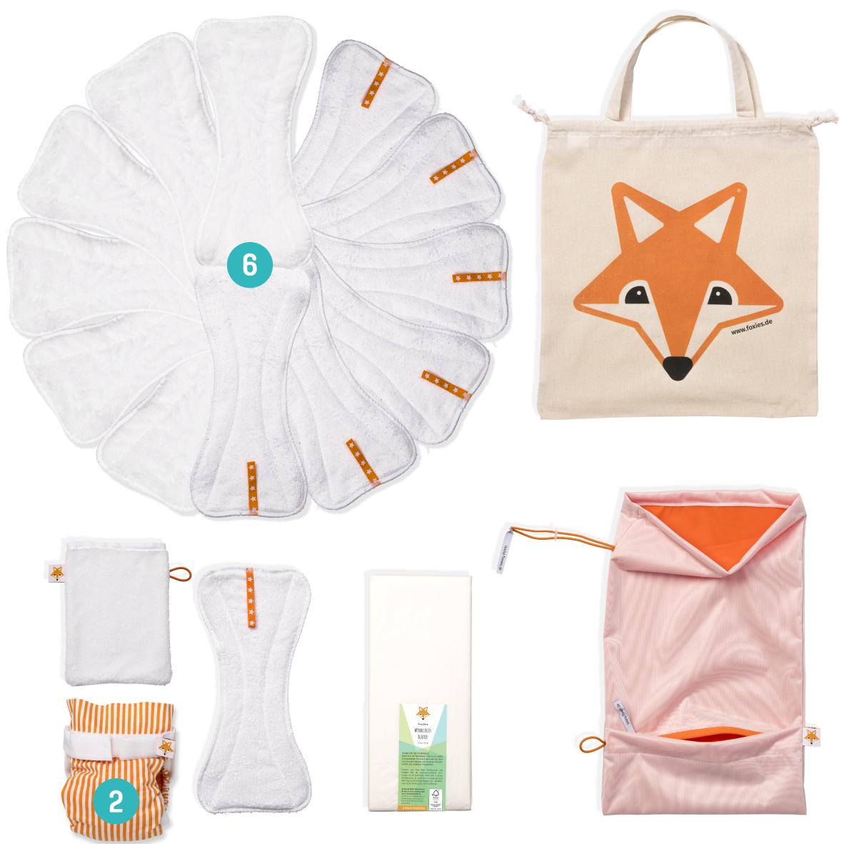 Foxy Baby Tagespaket